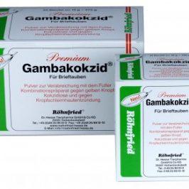 GAMBAKOKZID PLIC NIFURAMICINA