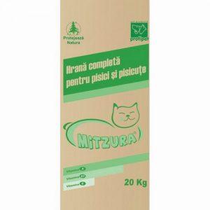 Mitzura - hrană completă pentru pisici și pisicuțe