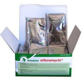 Gambakzid şi nifuramicina plic