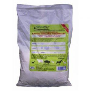 Carbonat de calciu 30kg - calciu furajer vitaminizat