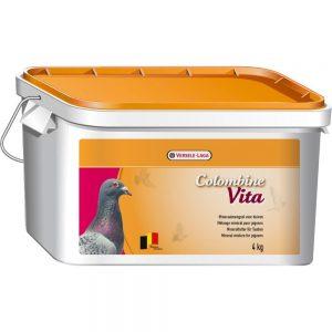 Columbine vita 4kg - vitamine și minerale sub formă de pulbere