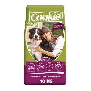 Cookie complet plus aditive cu vită și legume