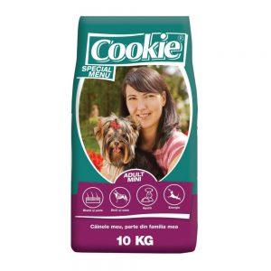 Cookie special menu mini adult 10kg