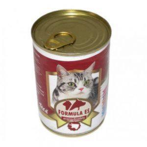 Formula es conservă pisică - îmbogățit cu vitamine și minerale