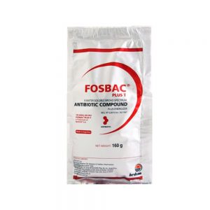 Fosbac plus T - compus antibiotic