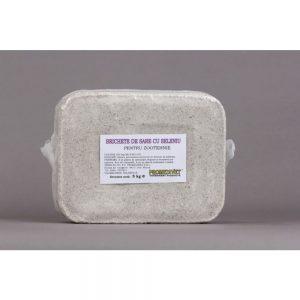 Brichete de sare cu seleniu - pentru zootehnie