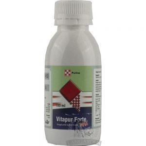 Vitapur forte - suplimentele minerale de vitamine în lichid