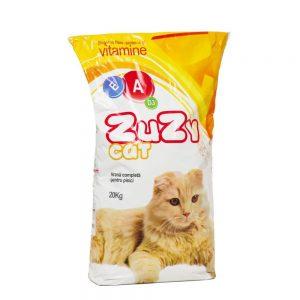 Zuzy cat - Hrană completă pentru pisici