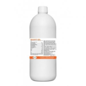 Selevit sol 1L - Multivitamine, aminoacizi și oligoelemente