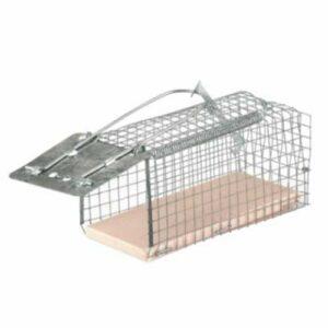 Capcană din metal pentru șoareci
