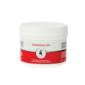 Ranidozole 10% - este ideal pentru tratarea tricomonozei