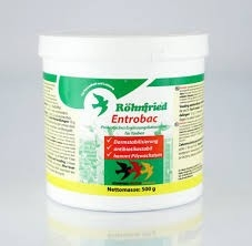 Entrobac - utilizat în timpul sau după tratamentul cu antibiotice