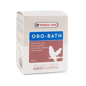 Oro bath - sare de baie specială pentru pasări