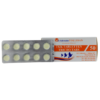 TKK tablete - un tratament eficient împotriva tricomonozei la porumbei