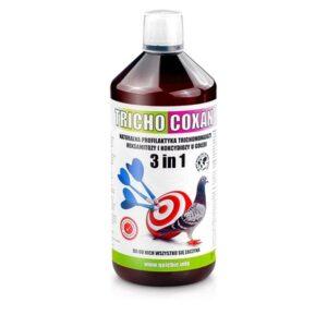 Tricho coxan - un preparat modern și eficient