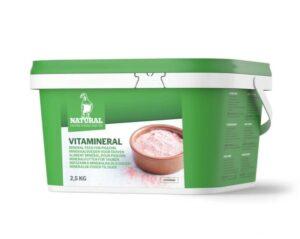 Vitamineral - un conținut de minerale necesar pentru o dietă echilibrată